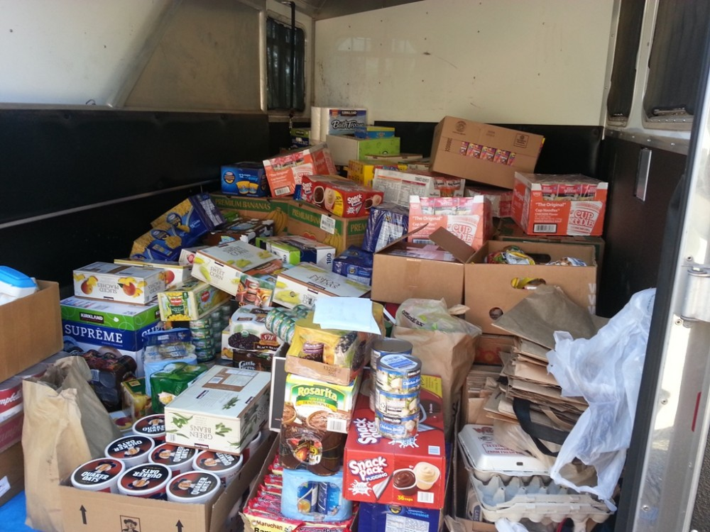 Hungry Horse Food Bank