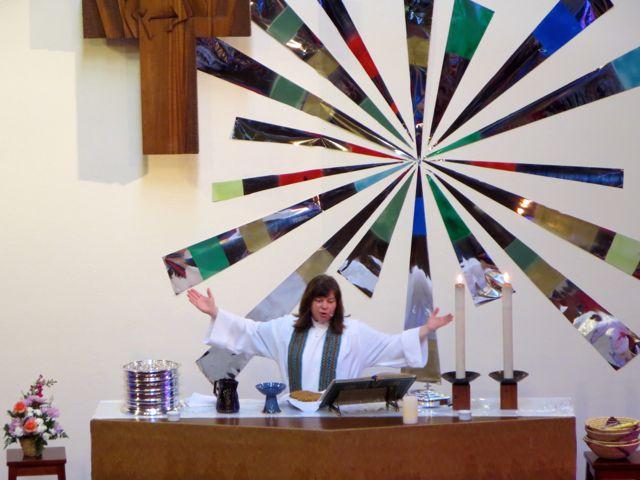 Liturgical Art Gt St Mark Lutheran Church