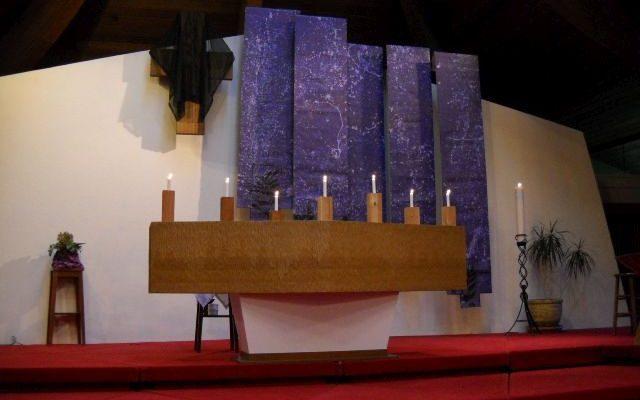 Liturgical Art > St  Mark Lutheran Church
